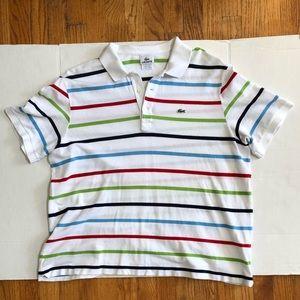 Lacoste vintage shirt